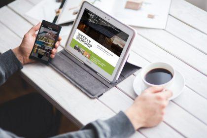 Ministry Website Design